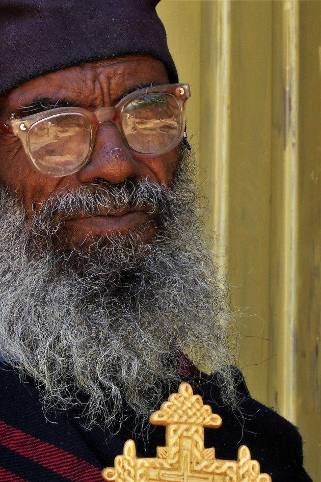 priester uit Lalibela