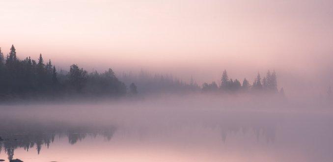 Mysterieuze zonsopgang