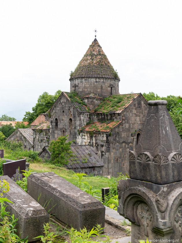 De kerken en kloosters van Armenië
