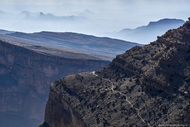 Grand Canyon van Arabië