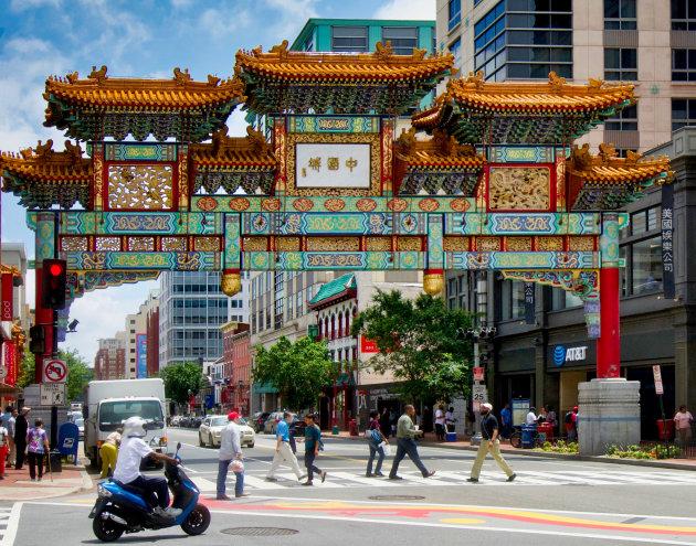 Washington Chinatown