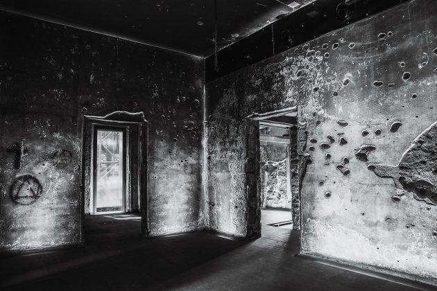 Inside Barakat House