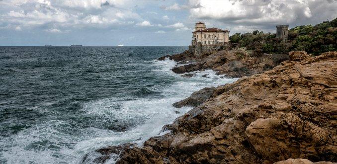 Langs de Toscaanse kust