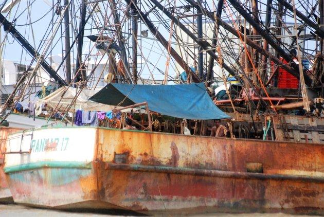 Sociale, maritieme woningbouw