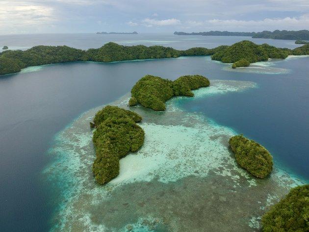 Snorkelen rock eilanden