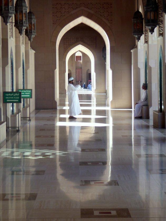 Omaanse toerist