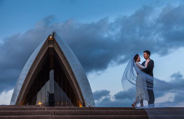 Romantiek in Sydney