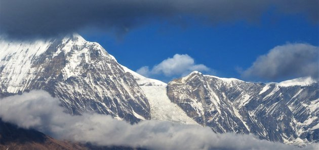 Himalaya toppen