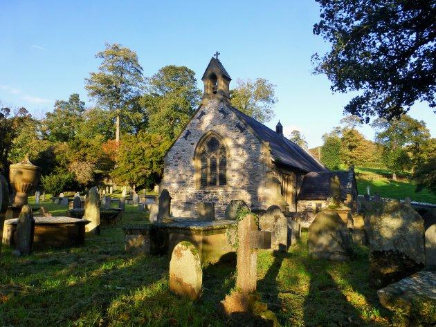 Llantysilio Parish Church