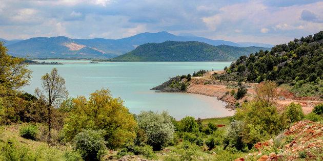 Rondje Beysehir meer