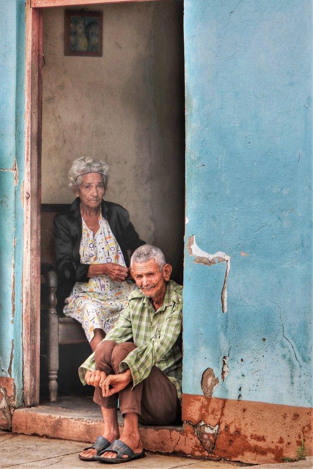 Oud worden in Trinidad