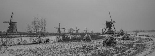 Molens in de winter (2)