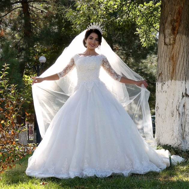 Oezbeekse bruid