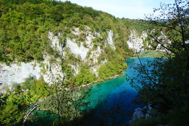 Verbluffend National Park Plitvice