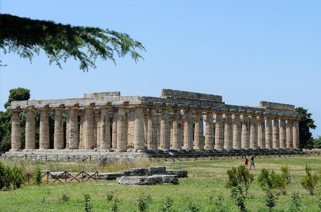 Paestum - Tempel van Hera