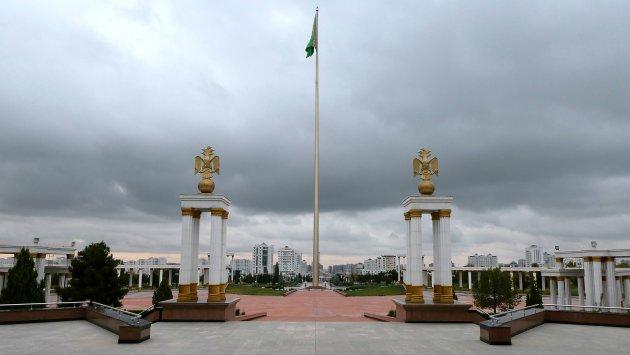 Hoogste vlaggenmast ter wereld.