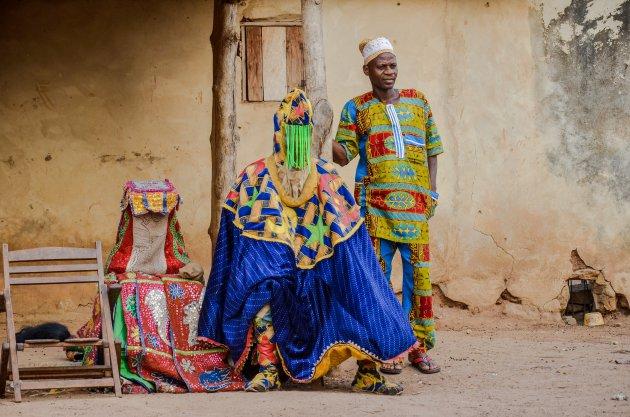 Yoruba maskerade