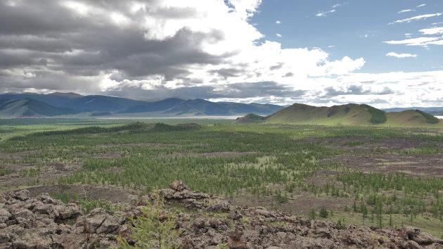 Khorgo-Therkhiin-Tsagaan Nuur NP