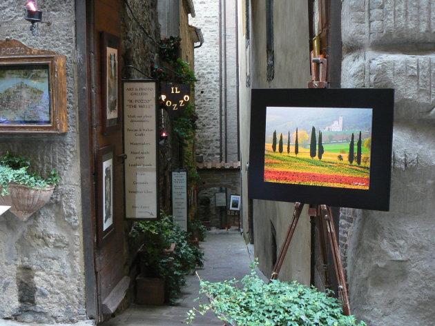 Toscane, een lust voor het oog