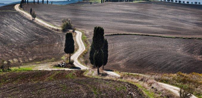 De weg van de Gladiator