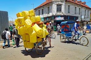 Water uit Antsirabe
