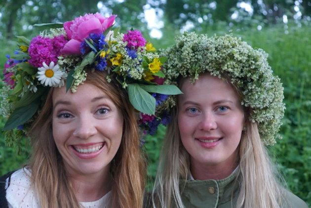 Midsummernight in Letland