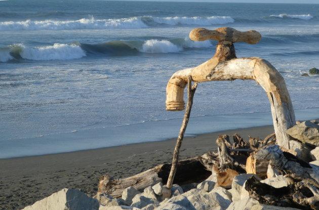 Driftwood and Sandsculpture Festival