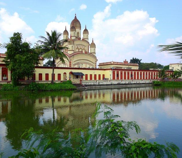 Dakshineswar Kali tempel.