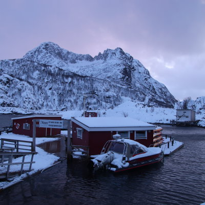 Voorvertoning Wintervakantie Tromso en Senja