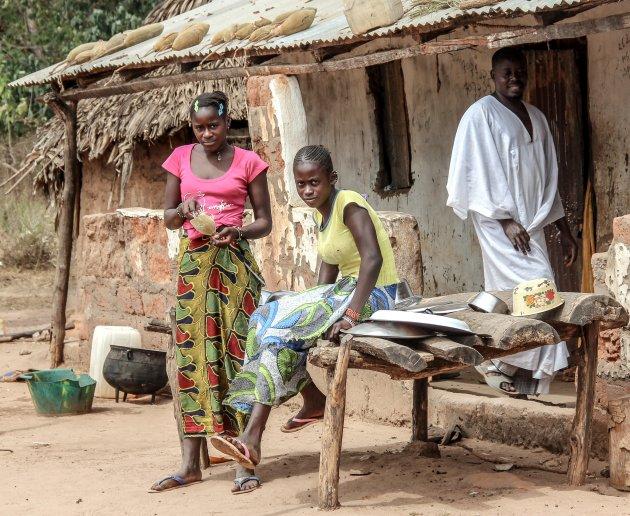 Onbekend deel Gambia