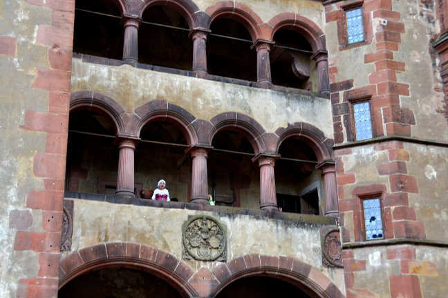 Slot Heidelberg.