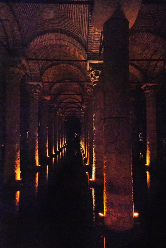 Cisternen in Istanboel