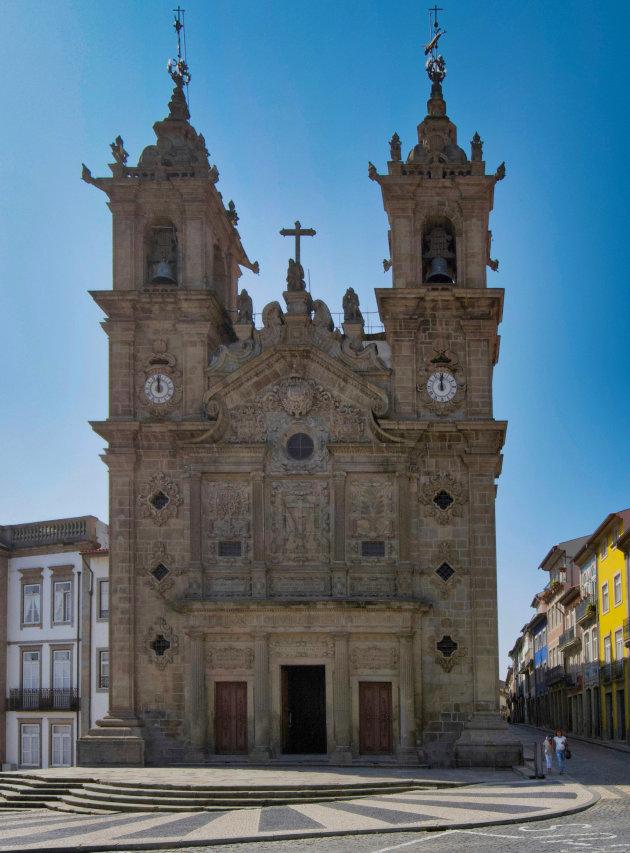 Igreja de Santa Cruz in Braga