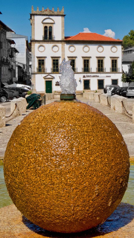 Waterornament Guimarães