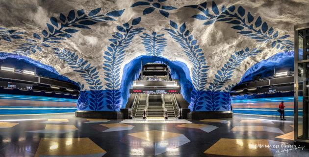 Stockholm Metro Museum