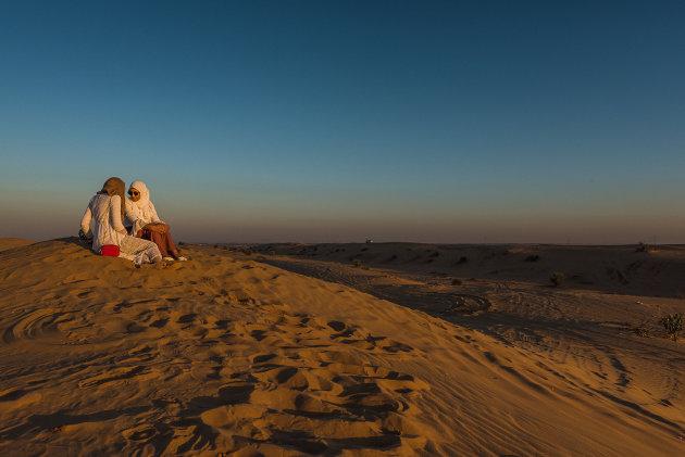 Zand, zand, zand en nog eens zand