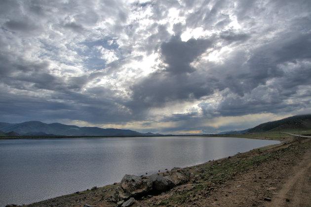 Terkhin Tsagaan meer