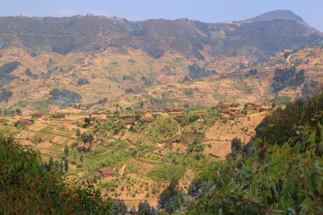 Op je gemak door Rwanda