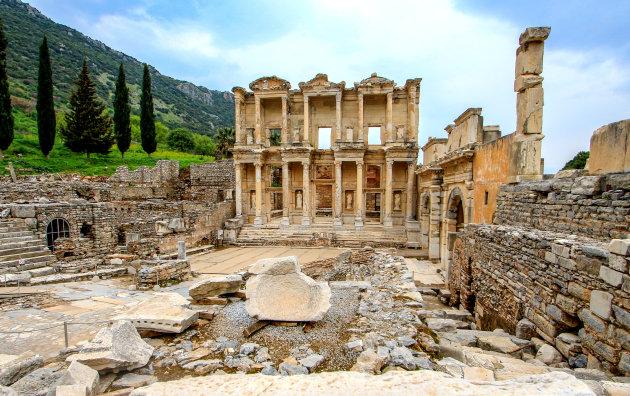 BBiblbiotheekBibliotheek van Efeze