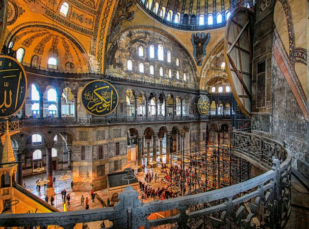 Hagia Sophia bezoeken