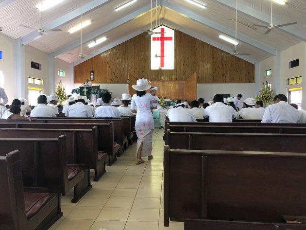 bezoek een kerk