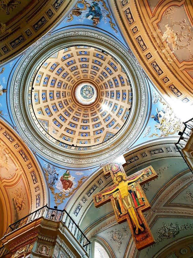 Koepel Kathedraal Salta