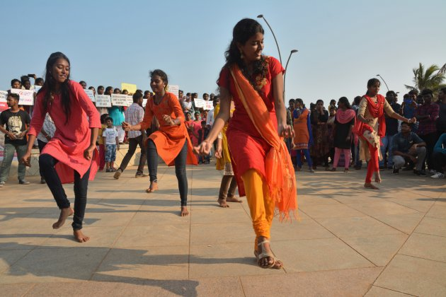 Streetdance tegen kinderkanker