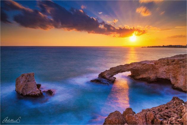 Love Bridge, Cyprus