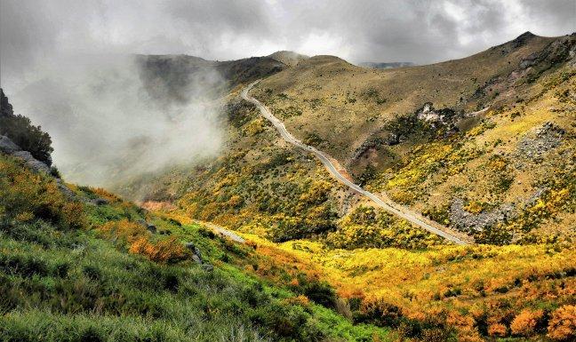 Op weg naar Pico Arieiro