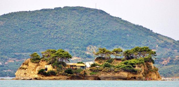 Mini eiland Cameo