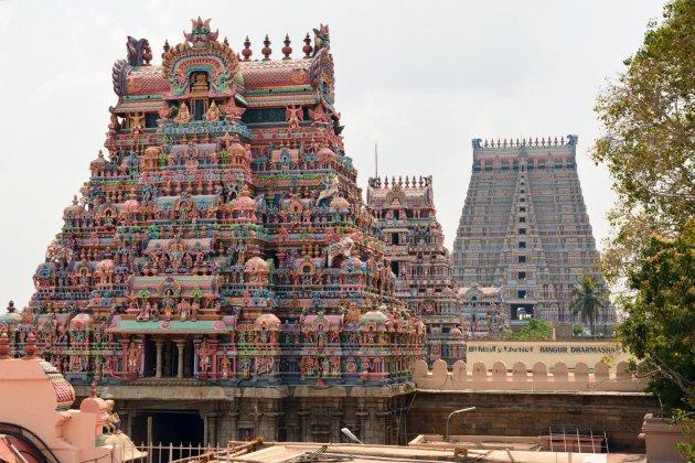 Srirangam tempel