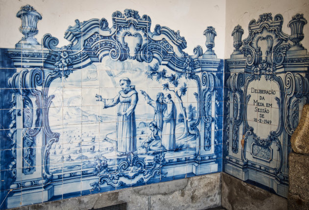 DeliberaCao - Azulejos in Guimares