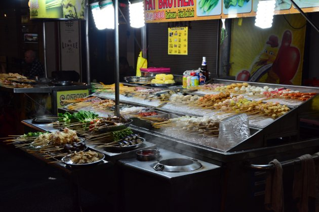 Streat Food in KL