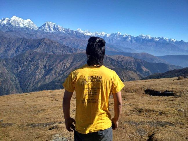 Trekking in Nepal met een lokale gids